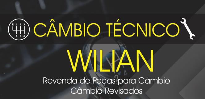 Câmbio Técnico Wilian
